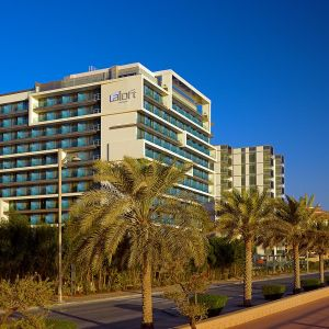 Aloft Palm Jumeirah Hotel