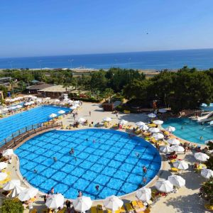Laphetos Beach Resort Side