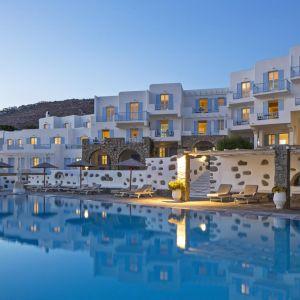 Hotel Manoulas Beach Resort