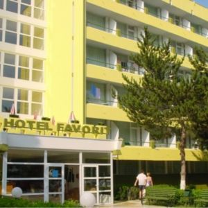 Hotel Favorit Venus