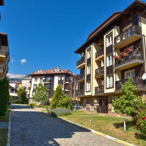 Bojur and Bojurland Apartment Complex