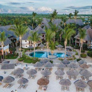 Hotel AHG Waridi Beach Resort and SPA