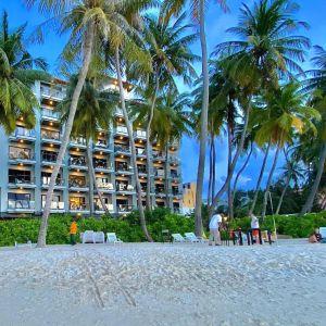 Hotel Kaani Grand Seaview