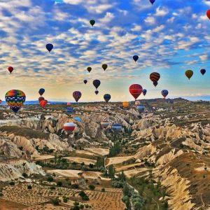 Cappadocia – Patria Dervisilor Rotitori (Bucuresti) EstivAll 2019