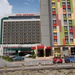 Sarbatori de Iarna la Hotel Caprioara