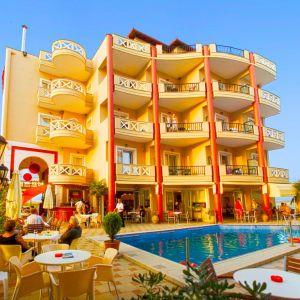 Evilion and Stilvi Hotels