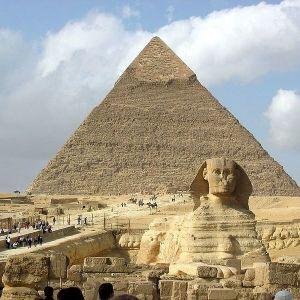 Enigmele Egiptului - Marea Piramida si Sfinxul  EstivAll