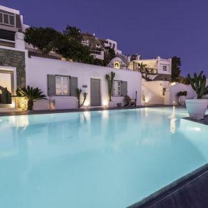 Hotel Greco Philia Luxury Suites Villas