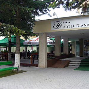 Hotel Diana Geoagiu