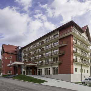 Hotel TTS Spa and Wellness Covasna