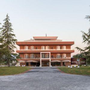 Mythic Summer Hotel Pieria