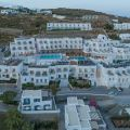 The George Hotel Platys Gialos Beach