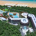 Hotel Sunmelia Beach Resort and Spa Side
