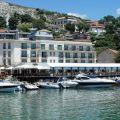 Hotel Mistral Balcic Balcic